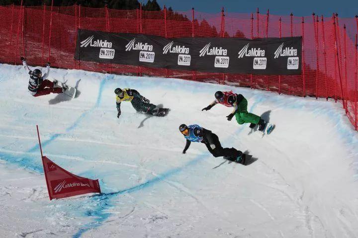 фото сноуборд-кросс