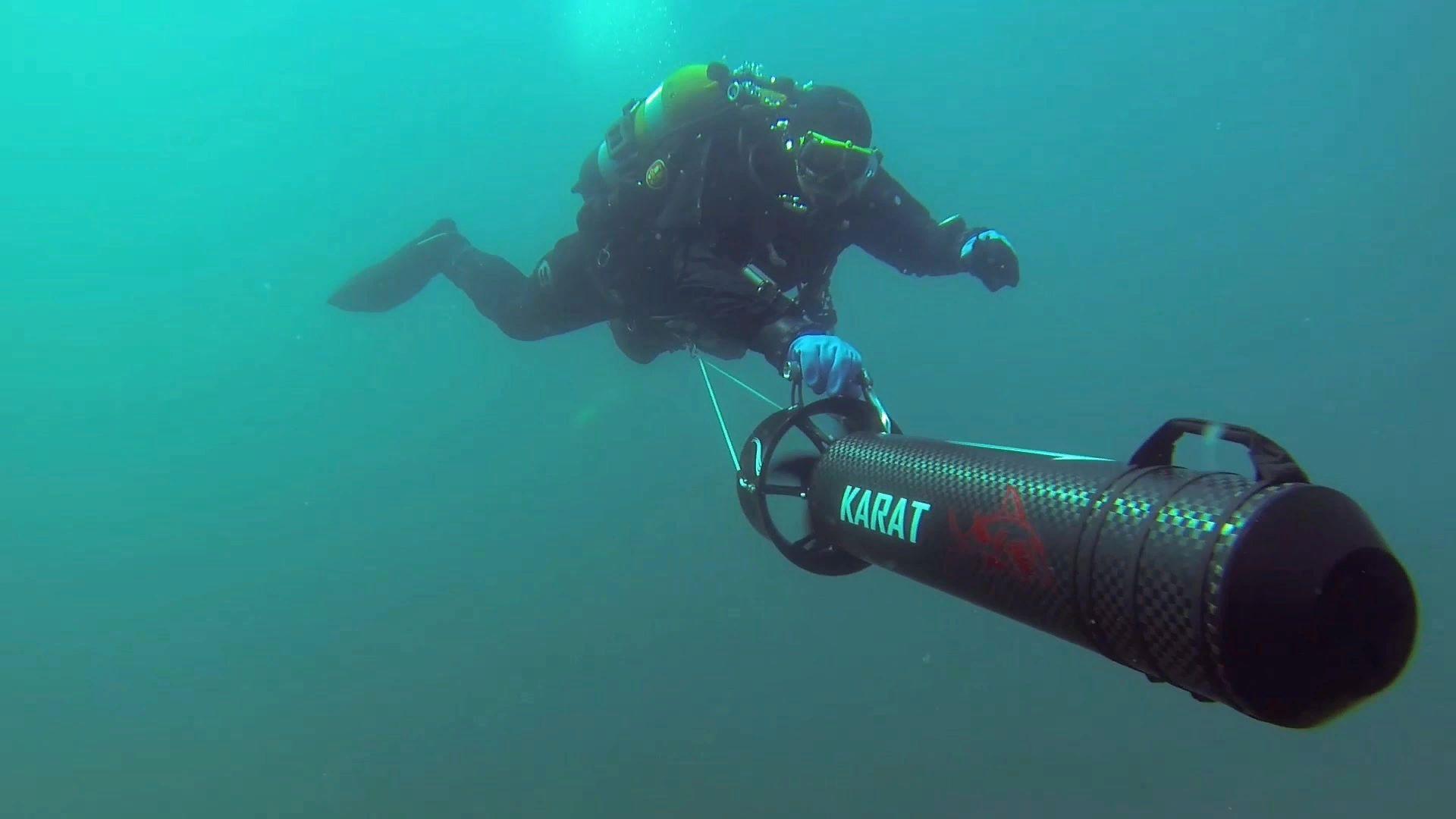 Подводные скутеры своими руками 62